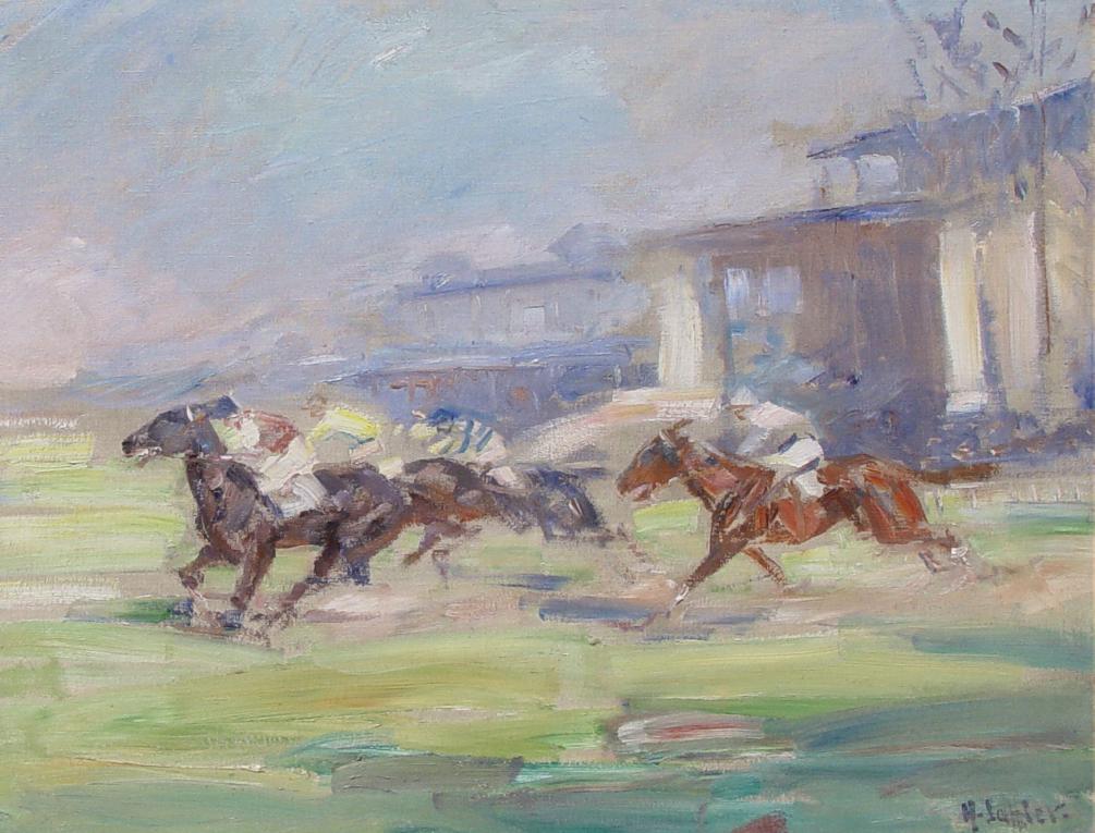 Pferderennen Daglfing